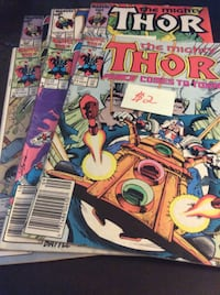 comics The Mighty Thor   Rockville