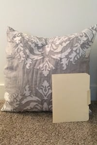 Two large Tahari pillows