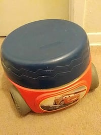 Cars 3 in 1 Training Potty
