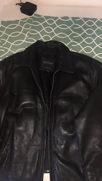 LEATHER JACKET FOR MEN, BLACK COLOUR Montreal, H3G 2A8