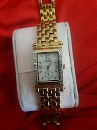 Women's Caravelle Bulova watch