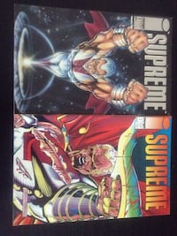 two Supreme comic books Killeen, 76542