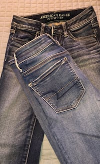 American Eagle jeans size 00 regular length  15 each or 25 for the 2 Henderson, 89002