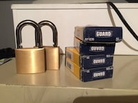 Heavy Duty pad locks Vaughan, L6A 1E8
