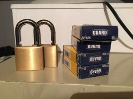 Heavy Duty pad locks