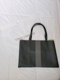 Brand New! Black, Vegan leather, every day tote! Kaysville, 84037