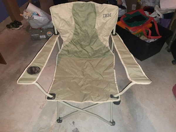 20b9ffee4 Used IBM Folding Chair for sale in Sterling - letgo