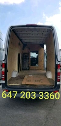 : moving local and long distance/JUNK REMOVAL 4  Toronto, M2J 1K8