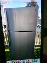 3 years old Kenmore coldspot refrigerator Union City, 94587