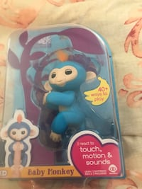 Fingerlings Baby Monkey toy pack
