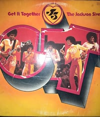 The Jacksons 5ive Get it together Hanau, 63450