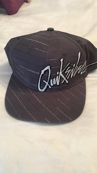 Quicksilver fitted cap