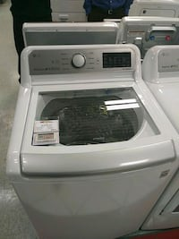 LG washer was 900.00 New!! Portage