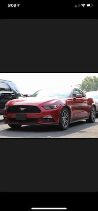 Ford - Mustang - 2016 Winchester