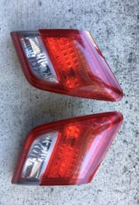 2007-2009 Toyota Camry Set of Taillights
