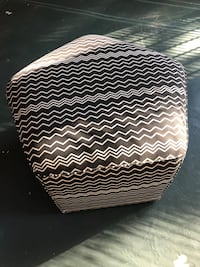 Missoni for Target Pouf - Rare New Orleans, 70119