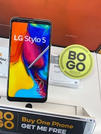 LG STYLO 5(BOOST MOBILE)
