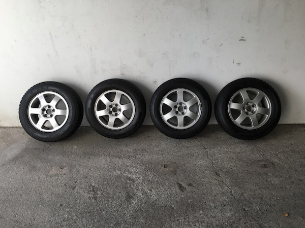 Gomme invernali 195/65 r15