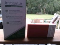 Instigator retro look Bluetooth speaker new in box Burtonsville, 20866