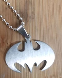 Batman Chain Pendant Necklace - $9.99 Port Richey, 34668