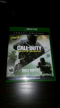 Xbox One Call of Duty Infinite Warfare Brampton, L7A 0G4