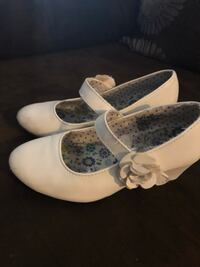 Size 12 white heels for girls  El Paso, 79904