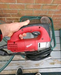 red and black Milwaukee corded power tool Forest Hill, 21050