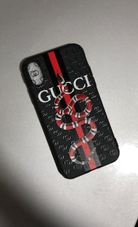 Gucci iPhone 10 cover Toronto, M1M 1T2