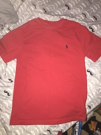 Polo red T-shirt