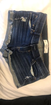 Abercrombie Shorts Worn 3 times
