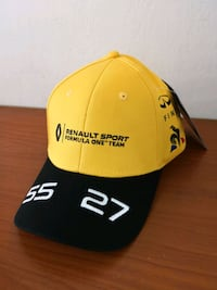 Renault racing cap