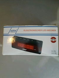 European Electronic Clock