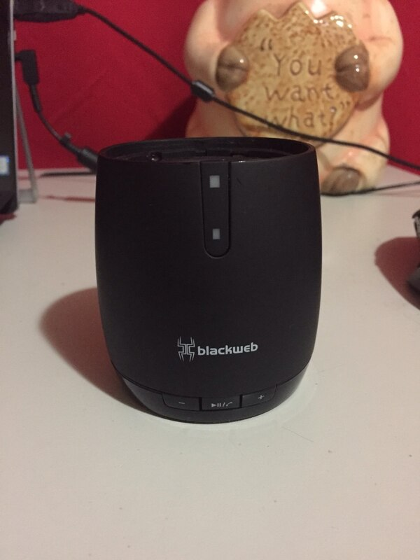 Blackweb Bluetooth Speaker