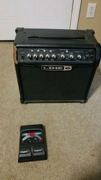 Amp and effects pedal Redwood, 24146