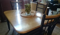 Gently Used Table w/4 Chairs Whitby