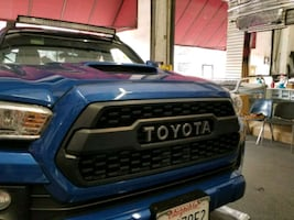 Front Grill Pro Style for Tacoma 16 up