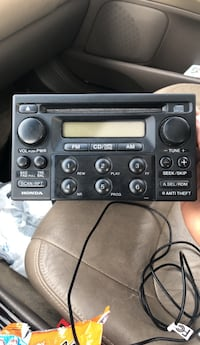 Stereo System for 1999 honda accord  works great Manassas Park, 20111