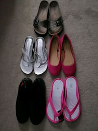 4 pairs shoes Dartmouth, B3A 2R5
