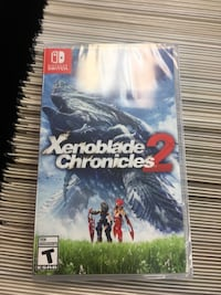 Xenoblade Chronicles 2 for Switch Mississauga, L5C 3X3