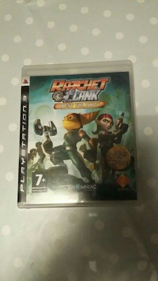 Ratchet & Clank ps3 spill
