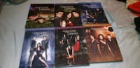 four assorted movie DVD cases Waterloo, N2J 2A2