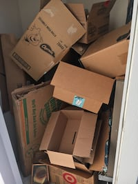 FREE MOVING BOXES!!!