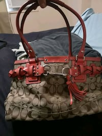 Authentic Coach Purse *priced for fast sale* Toronto, M2J 3B4