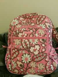 Vera Bradley backpack Bloomington, 47408