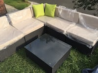Brand New 6-Piece Patio Set ($650 or OBO) Washington, 20024