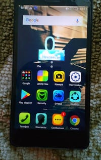 Lenovo S860 Android