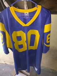 ISAAC BRUCE OFFICIAL PRACTICE JERSEY Stockton