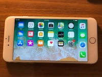 iPhone 6 Plus, 128GB, Gold, unlocked, excellent condition +  free otterbox case