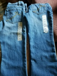 Two 6x7 girls bootcut jeans  New Hartford, 13413