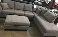 Sectional huge selection Lowest prices guaranteed  Garland